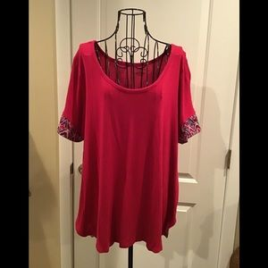 Women's Lane Bryant shirt
